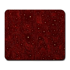 Awesome Allover Stars 01a Large Mousepads