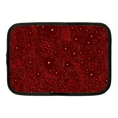 Awesome Allover Stars 01a Netbook Case (medium)