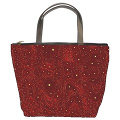 Awesome Allover Stars 01a Bucket Bags