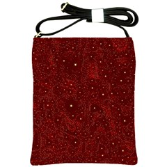 Awesome Allover Stars 01a Shoulder Sling Bags