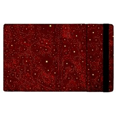 Awesome Allover Stars 01a Apple iPad 2 Flip Case