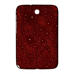 Awesome Allover Stars 01a Samsung Galaxy Note 8.0 N5100 Hardshell Case