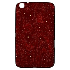 Awesome Allover Stars 01a Samsung Galaxy Tab 3 (8 ) T3100 Hardshell Case