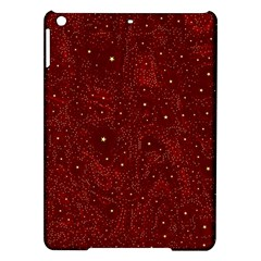 Awesome Allover Stars 01a iPad Air Hardshell Cases