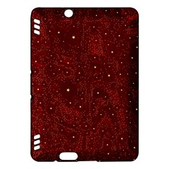 Awesome Allover Stars 01a Kindle Fire HDX Hardshell Case