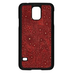 Awesome Allover Stars 01a Samsung Galaxy S5 Case (Black)