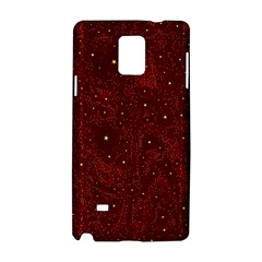 Awesome Allover Stars 01a Samsung Galaxy Note 4 Hardshell Case