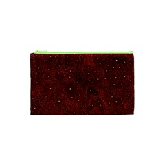 Awesome Allover Stars 01a Cosmetic Bag (XS)