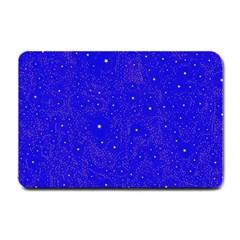 Awesome Allover Stars 01f Small Doormat