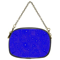 Awesome Allover Stars 01f Chain Purses (One Side)