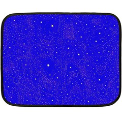 Awesome Allover Stars 01f Double Sided Fleece Blanket (mini)