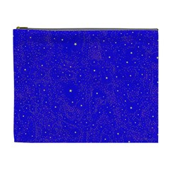 Awesome Allover Stars 01f Cosmetic Bag (XL)