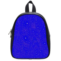 Awesome Allover Stars 01f School Bags (Small)