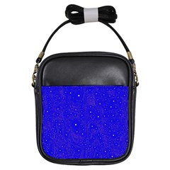 Awesome Allover Stars 01f Girls Sling Bags