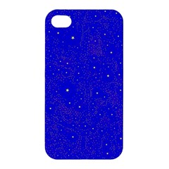 Awesome Allover Stars 01f Apple iPhone 4/4S Hardshell Case