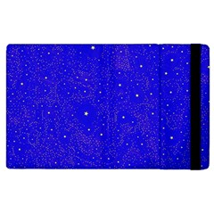 Awesome Allover Stars 01f Apple iPad 2 Flip Case
