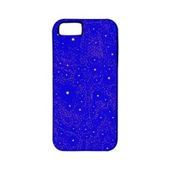 Awesome Allover Stars 01f Apple iPhone 5 Classic Hardshell Case (PC+Silicone)