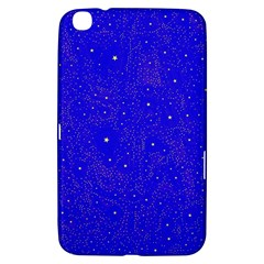 Awesome Allover Stars 01f Samsung Galaxy Tab 3 (8 ) T3100 Hardshell Case