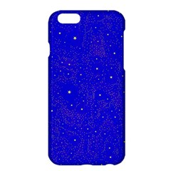 Awesome Allover Stars 01f Apple iPhone 6 Plus/6S Plus Hardshell Case