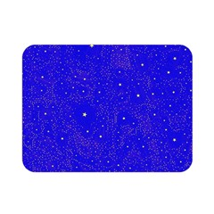 Awesome Allover Stars 01f Double Sided Flano Blanket (Mini)