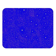 Awesome Allover Stars 01f Double Sided Flano Blanket (Large)