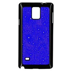 Awesome Allover Stars 01f Samsung Galaxy Note 4 Case (Black)