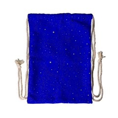 Awesome Allover Stars 01f Drawstring Bag (Small)