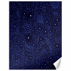 Awesome Allover Stars 01b Canvas 12  x 16