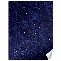 Awesome Allover Stars 01b Canvas 36  x 48