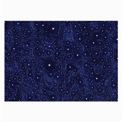 Awesome Allover Stars 01b Large Glasses Cloth (2-Side)