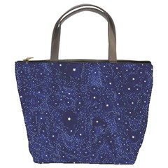 Awesome Allover Stars 01b Bucket Bags