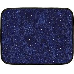 Awesome Allover Stars 01b Fleece Blanket (Mini)