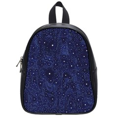 Awesome Allover Stars 01b School Bags (Small)