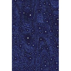 Awesome Allover Stars 01b 5.5  x 8.5  Notebooks