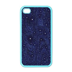 Awesome Allover Stars 01b Apple iPhone 4 Case (Color)