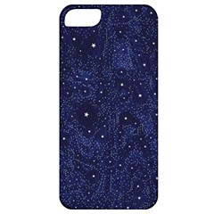 Awesome Allover Stars 01b Apple iPhone 5 Classic Hardshell Case