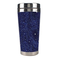 Awesome Allover Stars 01b Stainless Steel Travel Tumblers