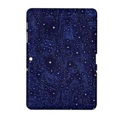 Awesome Allover Stars 01b Samsung Galaxy Tab 2 (10.1 ) P5100 Hardshell Case