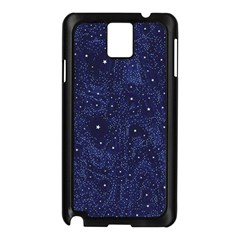 Awesome Allover Stars 01b Samsung Galaxy Note 3 N9005 Case (Black)
