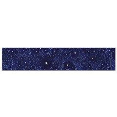 Awesome Allover Stars 01b Flano Scarf (Small)