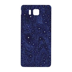 Awesome Allover Stars 01b Samsung Galaxy Alpha Hardshell Back Case