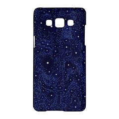 Awesome Allover Stars 01b Samsung Galaxy A5 Hardshell Case