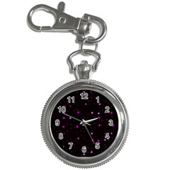 Awesome Allover Stars 02d Key Chain Watches