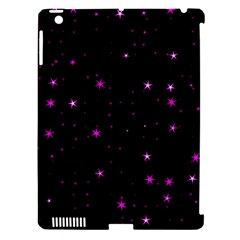 Awesome Allover Stars 02d Apple iPad 3/4 Hardshell Case (Compatible with Smart Cover)