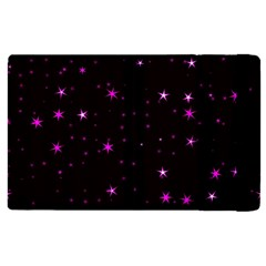 Awesome Allover Stars 02d Apple iPad 3/4 Flip Case