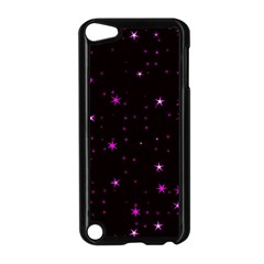 Awesome Allover Stars 02d Apple iPod Touch 5 Case (Black)