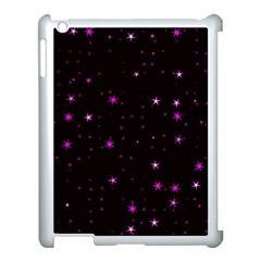 Awesome Allover Stars 02d Apple iPad 3/4 Case (White)