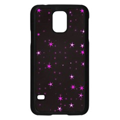 Awesome Allover Stars 02d Samsung Galaxy S5 Case (Black)