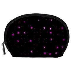 Awesome Allover Stars 02d Accessory Pouches (Large)
