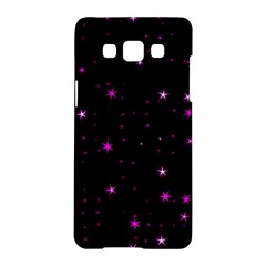 Awesome Allover Stars 02d Samsung Galaxy A5 Hardshell Case
